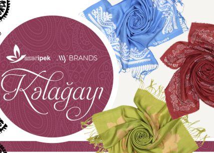 "Always trending: Kelaghayi by ""Azəripek"" in ""MyBrands"" fashion network"